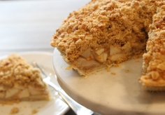 The Great Gobbler Apple Crumble