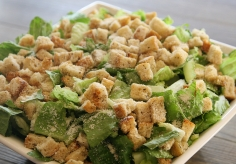 The Great Gobbler Caesar Salad