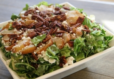 The Great Gobbler Pear Salad