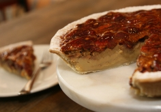 The Great Gobbler Pecan Pie
